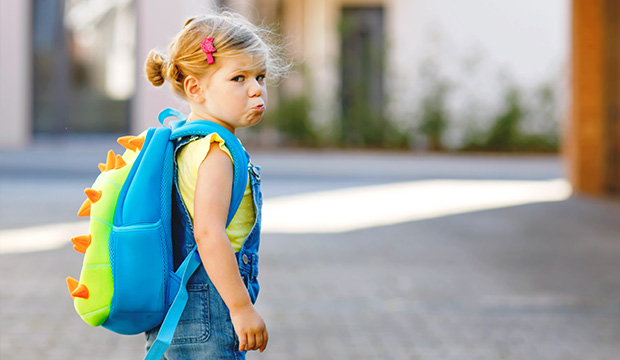 Problémy s nástupom do škôlky