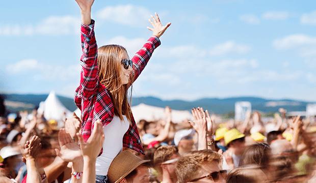 Atopický ekzém festivaly