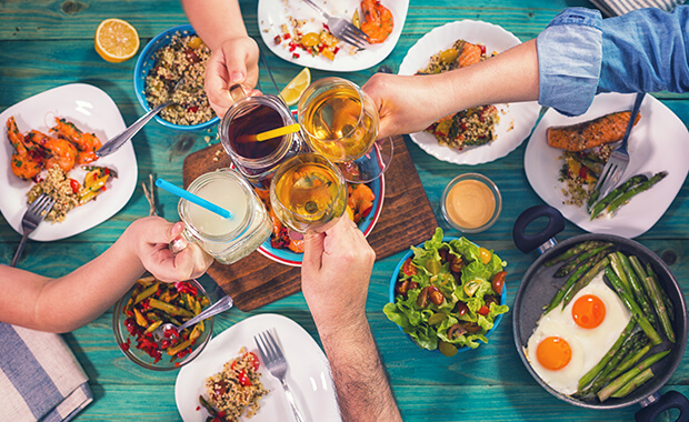 Atopický ekzém potraviny