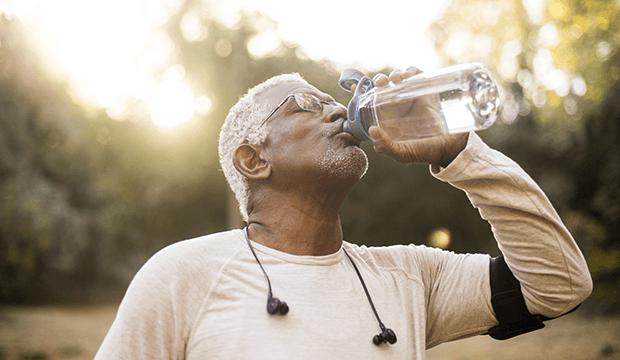 pitnej režim