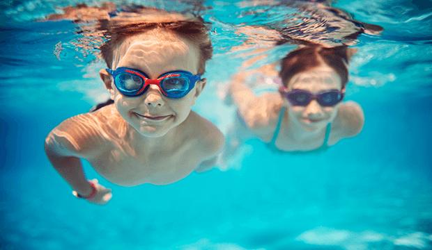 Atopický ekzém plávanie