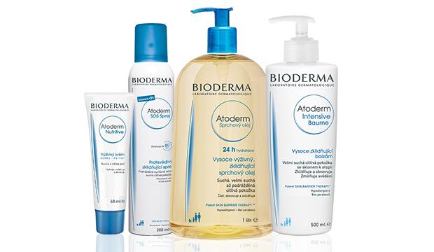 soutěž o produkty Atoderm