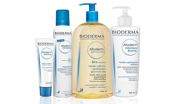 súťaž o produkty Atoderm