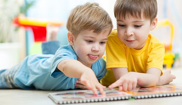 nástup dětí do školky