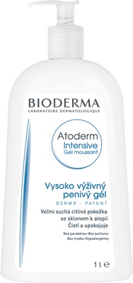 Atoderm Intensive Gel moussant